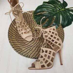 Shoes - NEW Schutz Blake Cut out Sandal 7.5 B